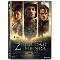 Z. La ciudad perdida - DVD