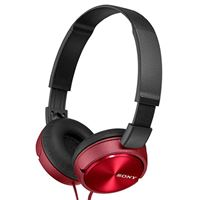 Auriculares Sony MDR-ZX310 Rojo
