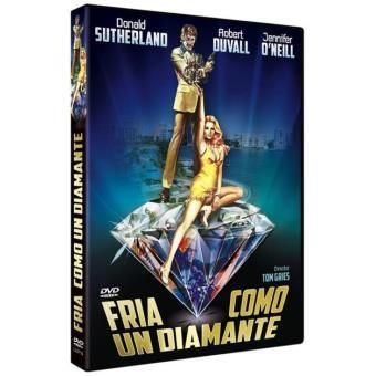 Fría como un diamante - DVD