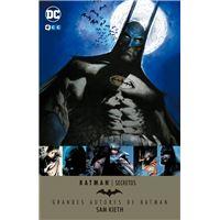 Grandes autores de Batman: Sam Kieth - Secretos