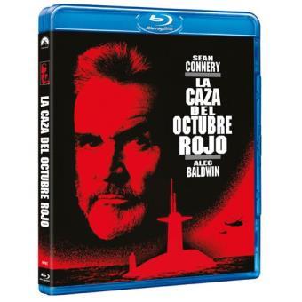 La caza del Octubre Rojo - Blu-Ray