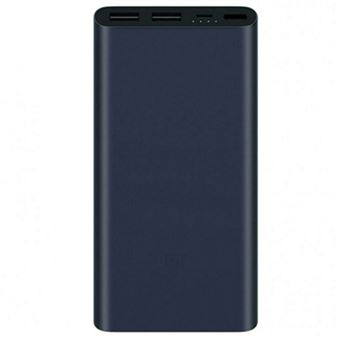 PowerBank Xiaomi Mi 2S 10000 mAh Negro