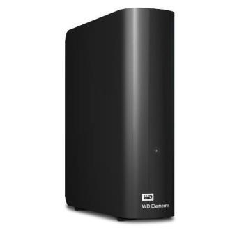 "Disco duro externo Western Digital Elements 3,5"" 3 TB Negro"