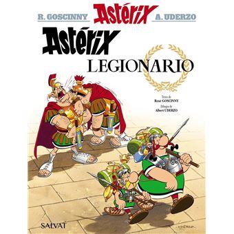 Astérix Nº 10 - Astérix legionario