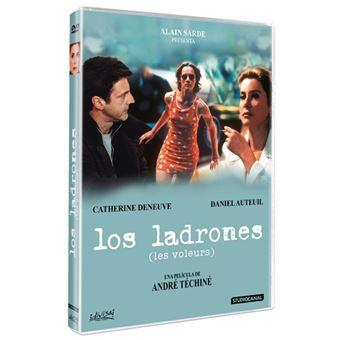 Los ladrones - DVD