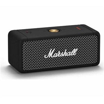 Altavoz Bluetooth Marshall Emberton Negro