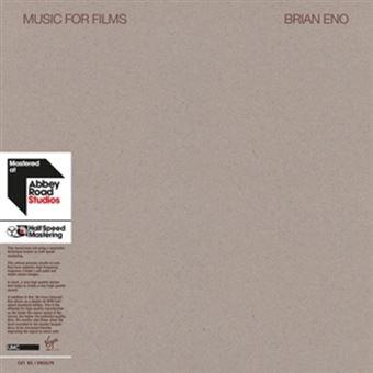 Music For Films Deluxe - 2 Vinilos