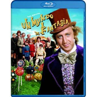 Un mundo de fantasía - Blu-Ray