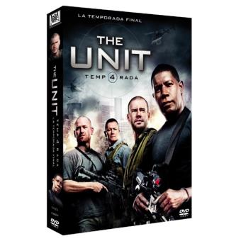 The Unit - Temporada 4 - DVD