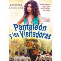 Pantaleón y las visitadoras - DVD