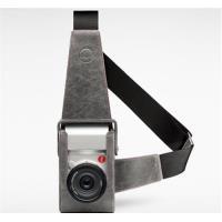 Estuche cruzado Leica Piel Gris para Leica T