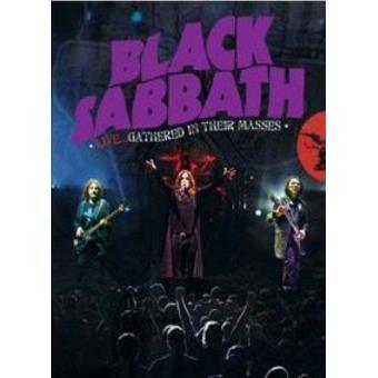 Black Sabbath Live Gathered In Their Masses