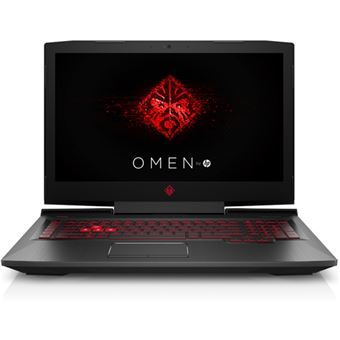 Portátil Gaming HP OMEN Laptop 17-an130ns 17,3'' Negro