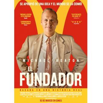 El fundador - DVD