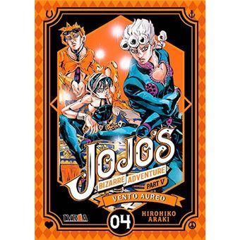 Jojo's Bizzarre Adventure Parte 5: Vento Aureo 4