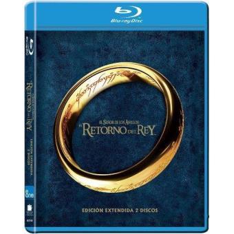 El señor de los anillos 3: El retorno del Rey   Ed extendida - Blu-Ray