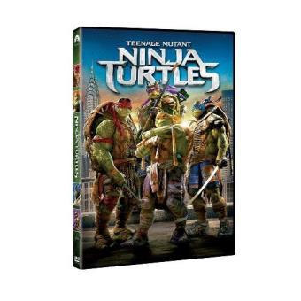 Tortugas NinjaNinja Turtles (Las Tortugas Ninja) - DVD