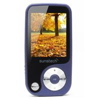 MP4 Sunstech Thorn 4GB Azul