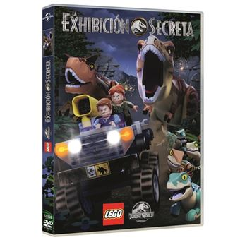 LEGO Jurassic World: The Secret Exhibit - DVD
