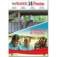 Pack Un franco, 14 pesetas + 2 francos, 40 pesetas - DVD