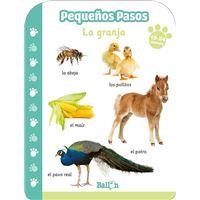 PEQUEÑOS PASOS - LA GRANJA 18-24 MESES