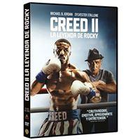 Creed 2: La leyenda de Rocky - DVD