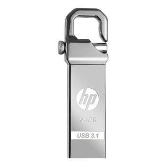 Pendrive Memoria USB 3.1 HP X750W Metal 64GB