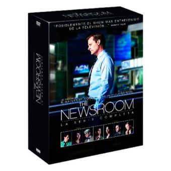 Pack Newsroom Serie Completa - DVD