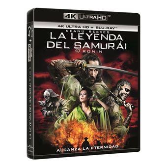 47 Ronin: La leyenda del samurái - UHD + Blu-ray