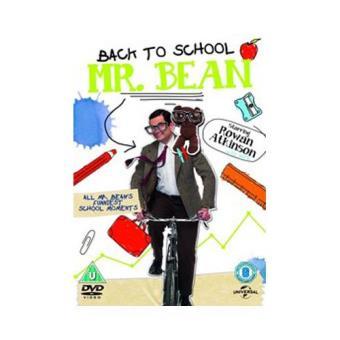 Mr. Bean vuelve a la escuela - DVD