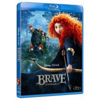 Brave - Indomable - Blu-Ray
