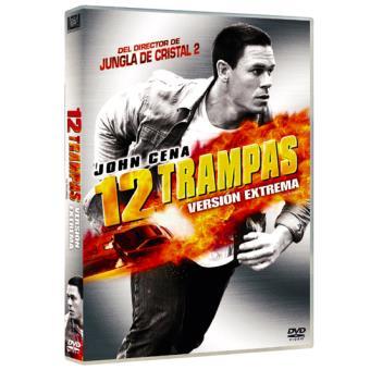 12 trampas: Versión extrema - DVD