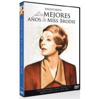 Los mejores años de Miss Brodie - DVD