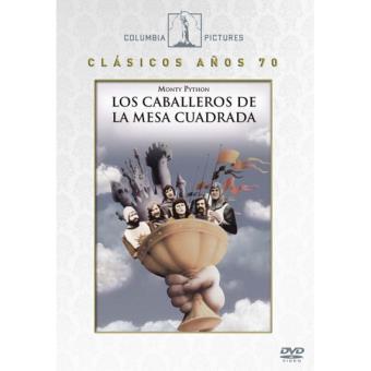 Los Caballeros de la Mesa Cuadrada (y sus locos seguidores) - DVD
