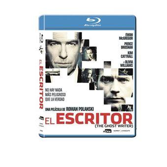 El escritor - Blu-Ray