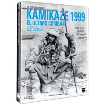 Kamikaze 1999: El último combate - Exclusiva Fnac - Blu-Ray + DVD