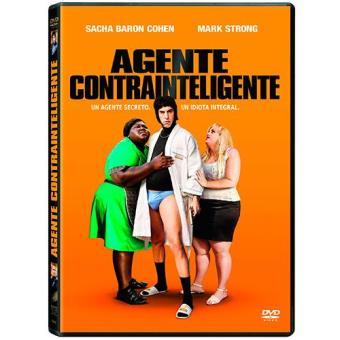 Agente contrainteligente - DVD
