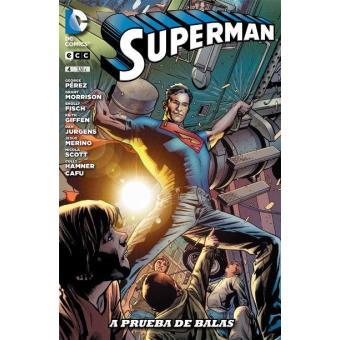Superman 4 A prueba de balas