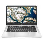 Portátil HP Chromebook 14a-na0011ns 14'' Verde/Plata