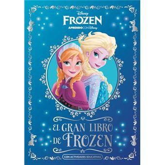 El gran Libro de Frozen
