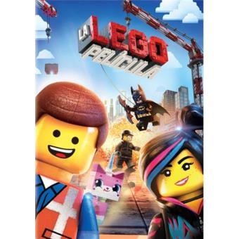 LEGO: La película - DVD