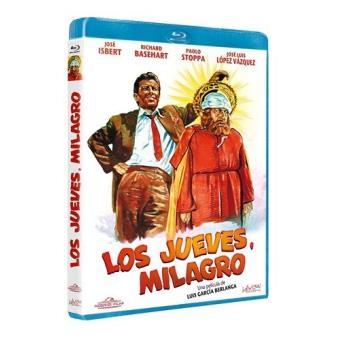 Los jueves, milagro - Blu-Ray