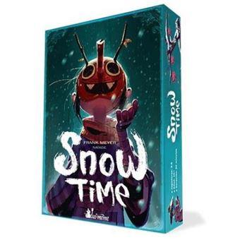 Snow time - Tablero