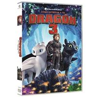 Cómo entrenar a tu dragón 3 - DVD