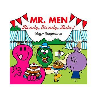 Mr. Men - Ready, Steady, Bake!