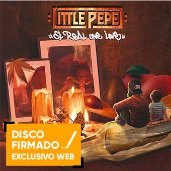 El real one love - Disco firmado
