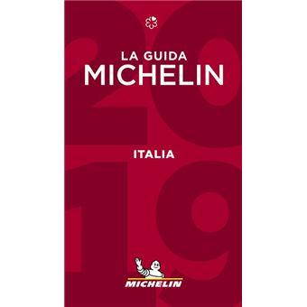 La guida Michelin Italia 2019