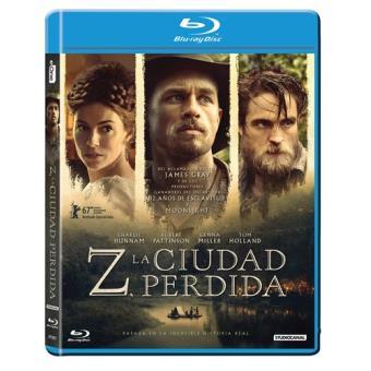 Z. La ciudad perdida - Blu-Ray