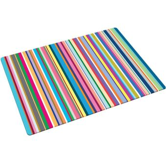 Tabla de cortar Joseph Joseph Thin Stripes Worktop Saver