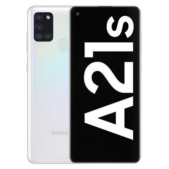 Samsung Galaxy A21s 6,5'' 64GB Blanco